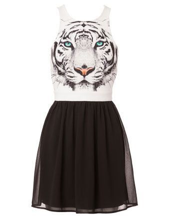 Material World by Madonna - Lion Dress  Myer miss shop
