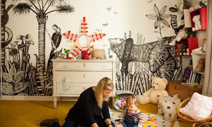 Antonin and Elisa, Léontine 11 months - The Socialite Family