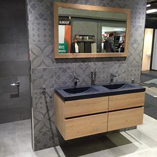 46 best images about fliesen in betonoptik on pinterest. Black Bedroom Furniture Sets. Home Design Ideas