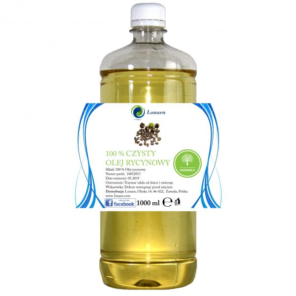 Olej Rycynowy jest wytwarzany poprzez ekstrakcję oleju z nasion rącznika pospolitego. Ma lekko żółtawy kolor  oraz lepką konsystencję w temperaturze pokojowej. Nasz olej rycynowy ma wiele zalet, które są wymienione poniżej: Nadaje się do ochrony i kondycjonowania skóry i włosów Wspomaga wzrost włosów Działa przeciwzapalnie Przynosi ulgę przy artretyźmie i reumatyźmie Rozwiązuje problemy żołądkowo-jelitowe Jest pomocny podczas porodu