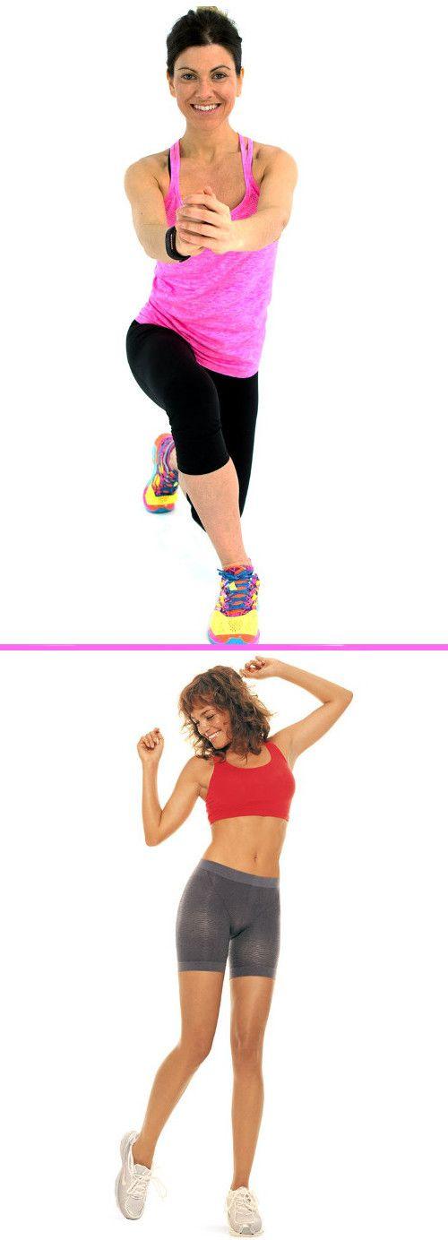 ESERCIZIO n°7: In questo workout  alleniamo per 7 minuti facendo dei semplici squat, esercizi utili a tonificare gambe e glutei. Per rendere ancora più funzionale l'esercizio perchè non abbinarlo ai pantaloncini Silver Wave Fresh? ;) #fitness #squat #allenamento #workout #crossfit