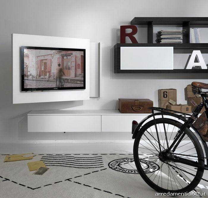 Oltre 25 fantastiche idee su Angolo porta tv su Pinterest | Tv ad ...
