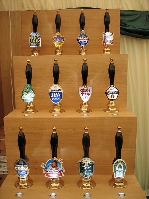 St Edmunds Beer & Food Festival by Stono, via Flickr