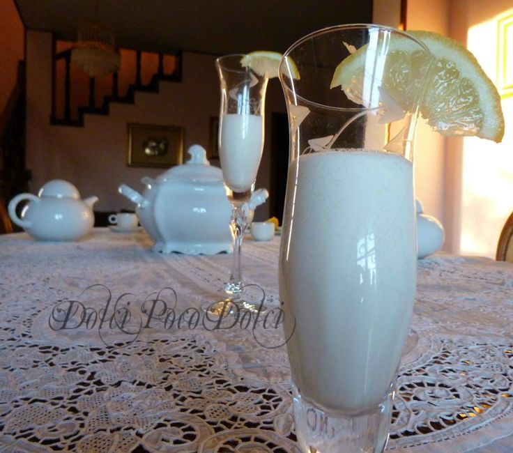 Sgroppino al limone ricetta estiva | Dolcipocodolci