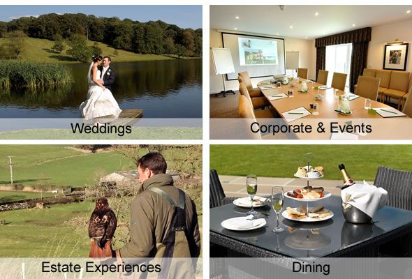 The Coniston Hotel: Yorkshire Dales Hotel, Skipton, Settle, Weddings