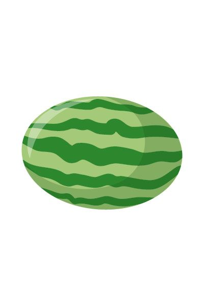 Watermellon Vector #watermellon #vector #fruits #handdrawvector http://www.vectorvice.com/fruits-vector