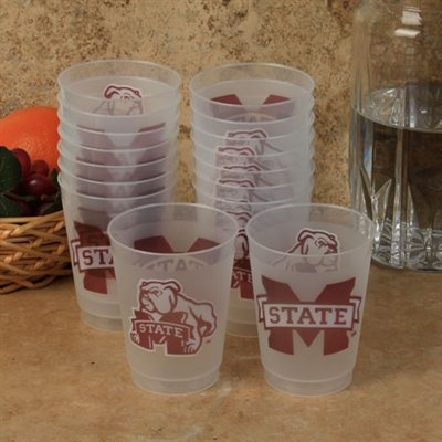 Mississippi State Bulldogs 16-pack 10oz. Frosted Cup#UltimateTailgate and #Fanatics