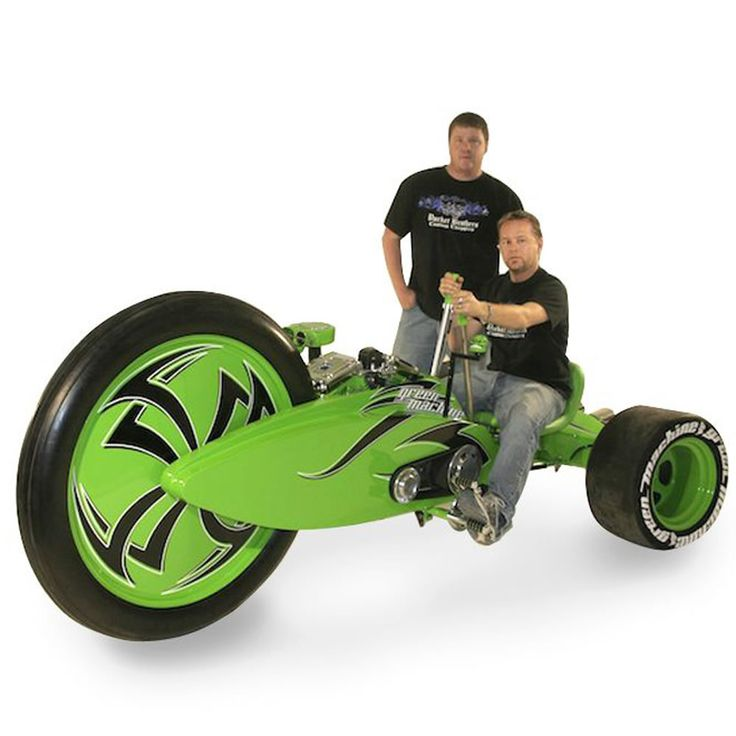 Father like the son. The Lean Mean Green Machine - Hammacher Schlemmer