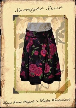 Spotlight Skirt - Maya Prass