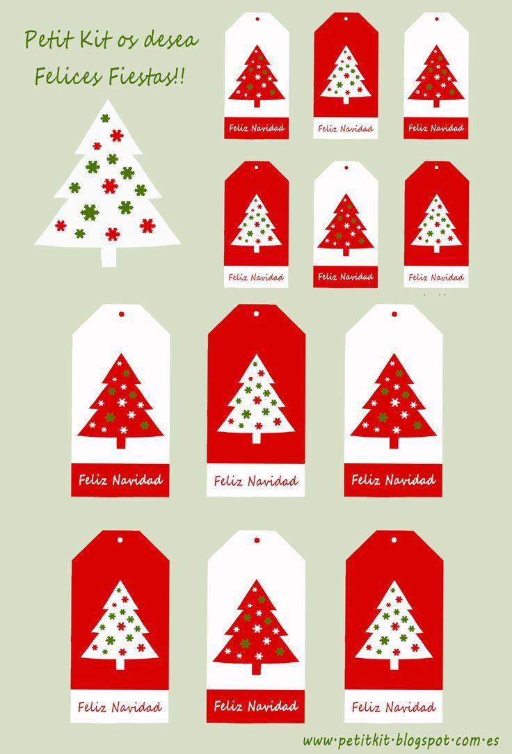 Mejores 14 imágenes de tarjetas navideñas en Pinterest | Ideas de ...