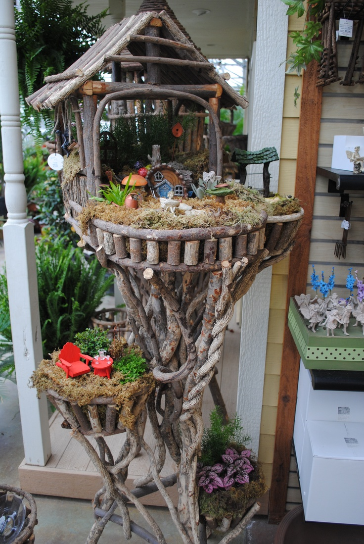 17 Best Images About Miniature And Fairy Gardening On
