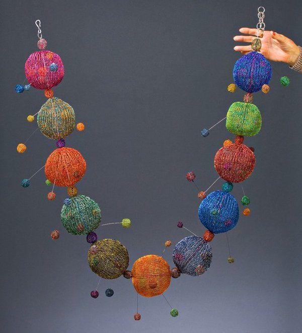 Wire insporation / Вязаные изделия из проволоки - Ярмарка Мастеров - ручная работа, handmade