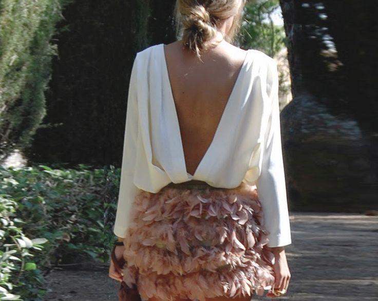 www.lamasmona.com alquiler de vestidos y accesorios de fiesta.