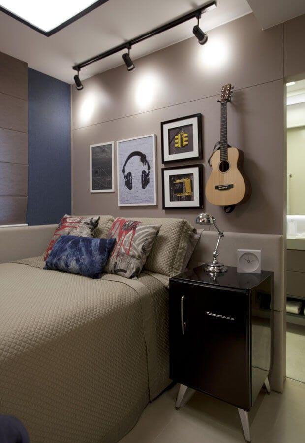 33 Cool Teenage Boy Room Decor Ideas Music Bedroom Boys Room