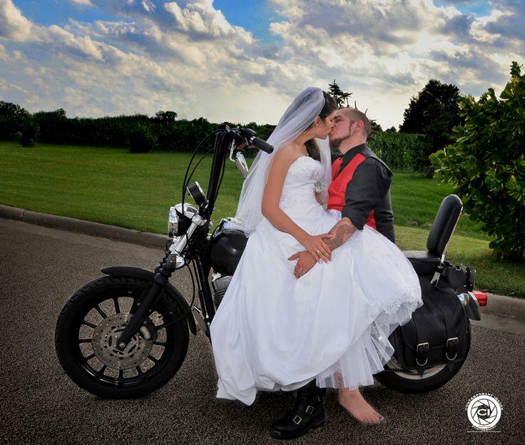 Biker Wedding | Wedding dreams | Pinterest | Figure it out ...