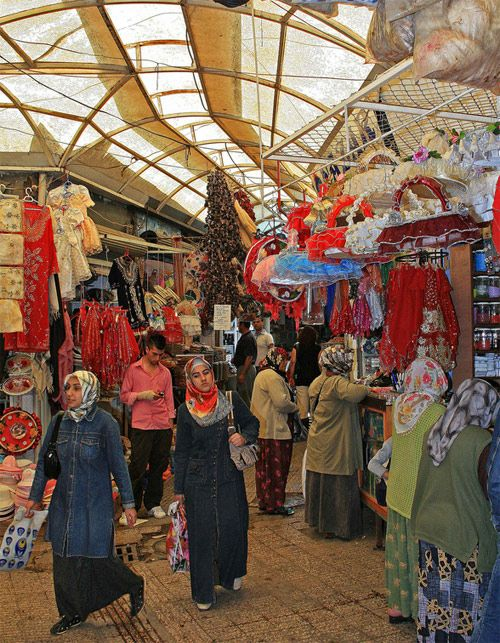 Bazaar in Turkey, Antakya.