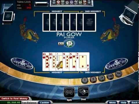 FREE Pai Gow Poker Casino Game