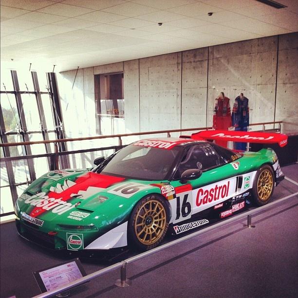 Gt Racing 2 The Real Car: Honda Castrol NSX JGTC