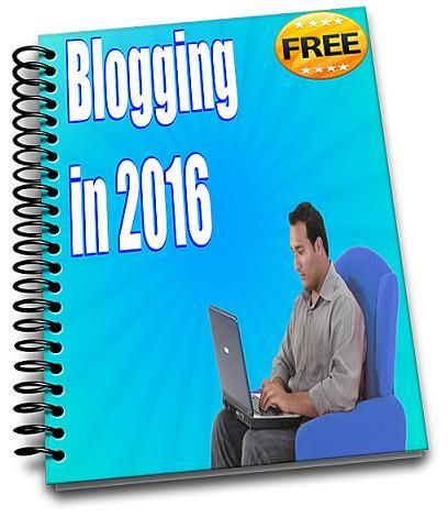 How to actually profit from your blog.       You need a step-by-step plan to creating your income generating blog. Grab this free guide and learn to do it properly. It's free!   Click On The Free Download Button Below for instant access to The :  Blogging in 2016 guide !
