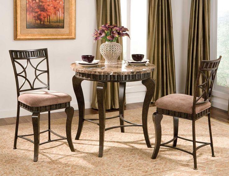 Luxury Semi Circle Bar Table