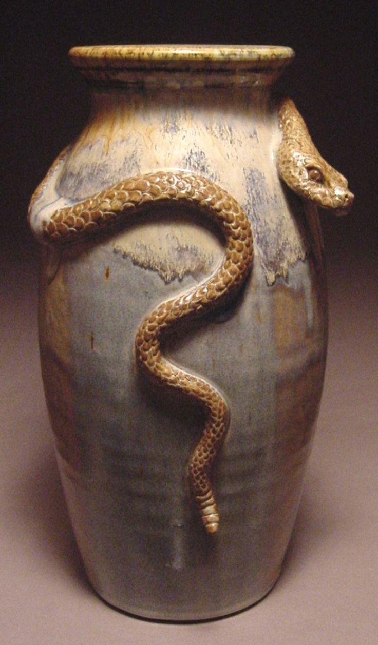 Tomb Raider:  #Tomb #Raider ~ Snake Vase.