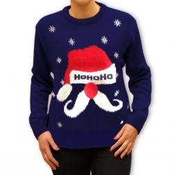 HO HO HO #Wesołych #Świąt, w takim #swetrze składanie życzeń świątecznych jest bardzo proste. http://swetryswiateczne.pl/pl/