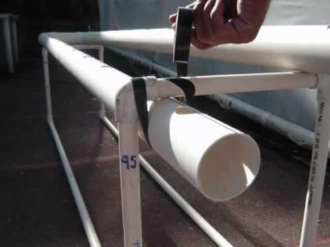 Creación de un sistema de cultivo hidropónico casero - YouTube