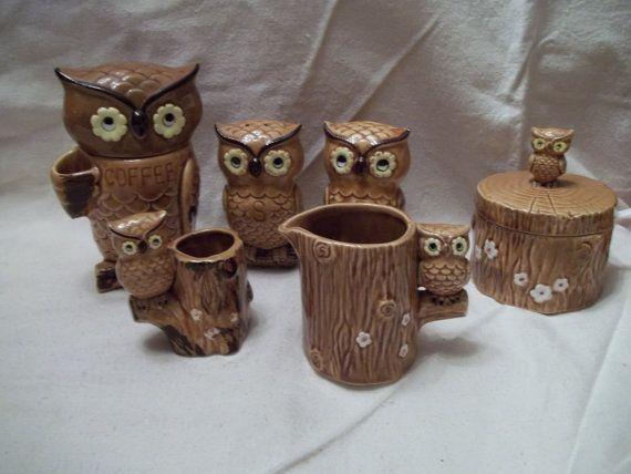 31 Best Vintage Japan Owls Love Images On Pinterest Owls