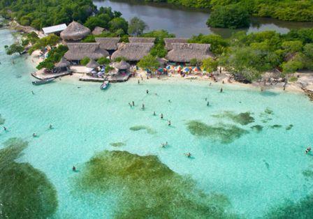 Isla Mucura - Colombia