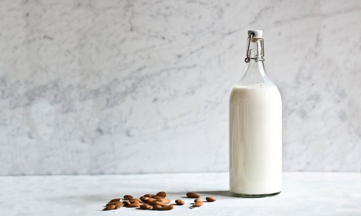 Mandlové mléko | KITCHENETTE