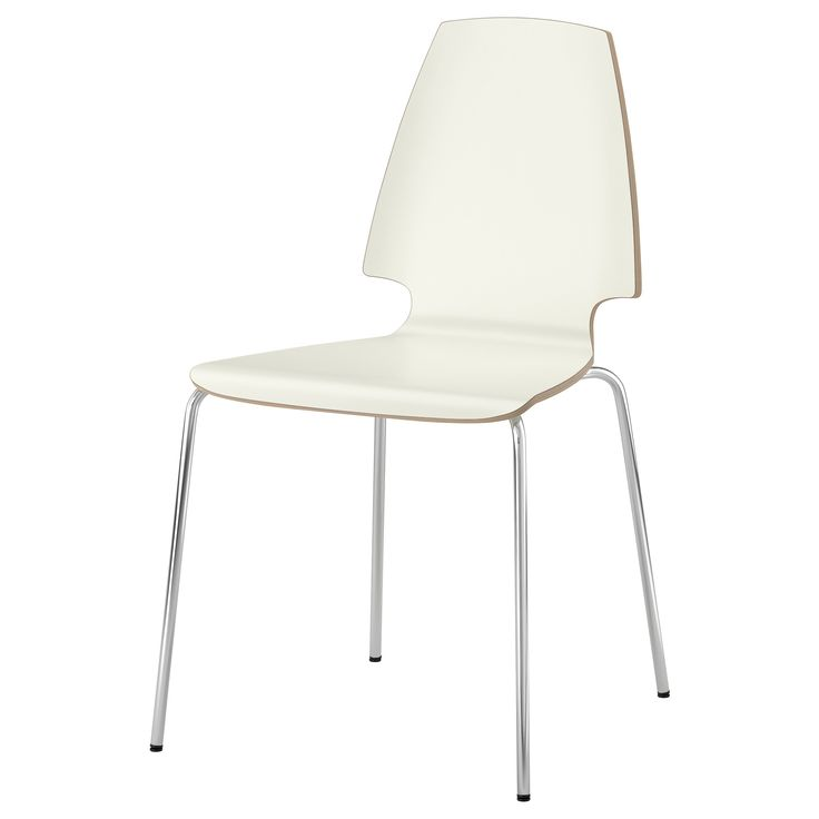 Ikea Vilmar Chair The Chair S Melamine Surface Makes