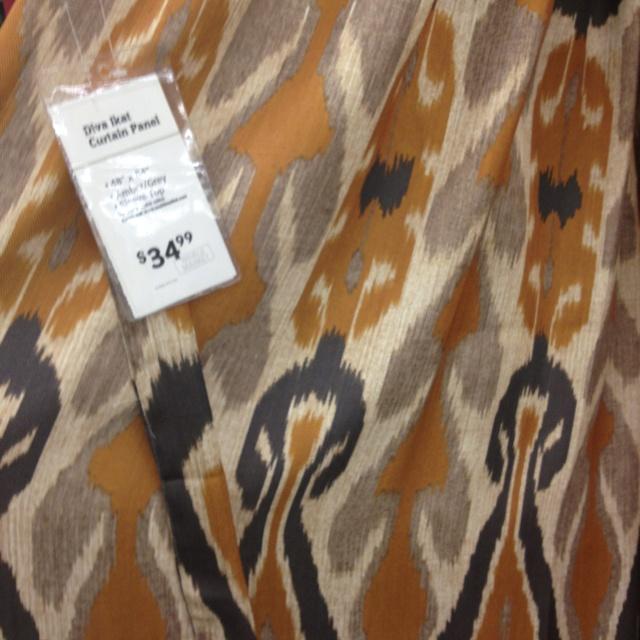 Ikat Curtains World Market
