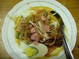 """""""LONTONG SAYUR"""" - Indonesian Food"""