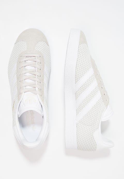 adidas Originals GAZELLE hellgrau / weiß
