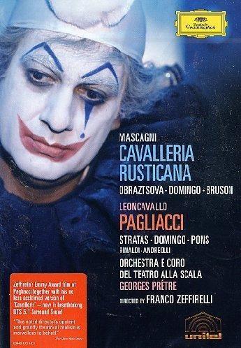 Yelena Obraztsova & Plácido Domingo & Franco Zeffirelli-Leoncavallo - I Pagliacci / Mascagni - Cavalleria Rusticana / Domingo, Stratas, Pons, Bruson, Obraztsova, Pretre