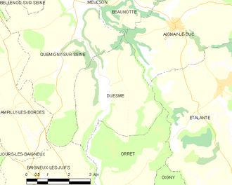 Map commune FR insee code 21235.png