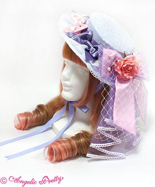 Romantic Lady Hat