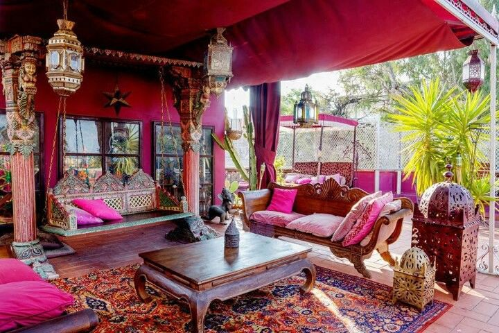 Decoraciones Arabes Para Casas