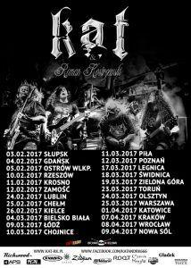 KAT & Roman Kostrzewski 2017/02/10 - Koncert w Rzeszowie. Pod Palmą