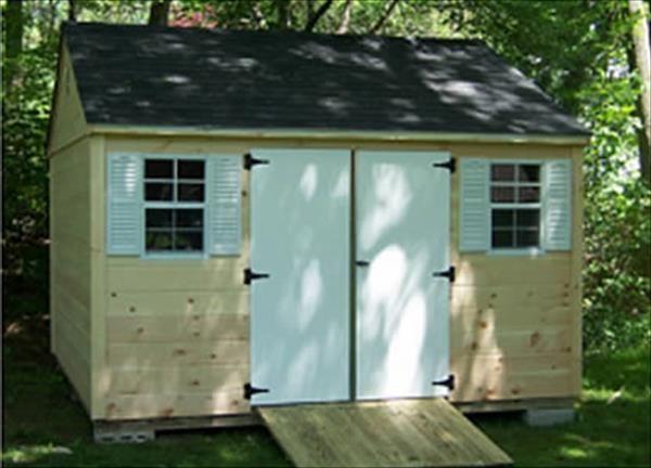 lifetime garden shed instructions