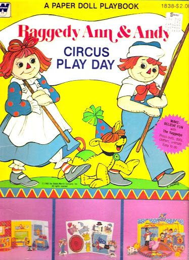 ann andy circus frontcover