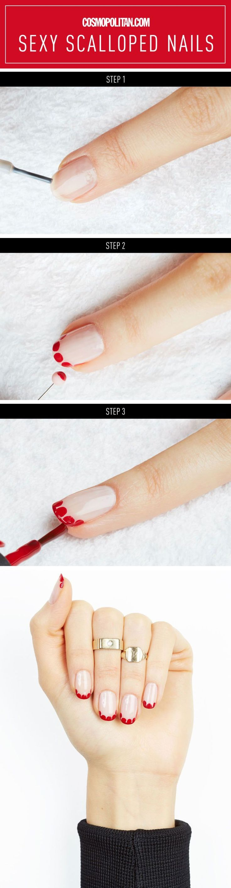 tutorial scalloped
