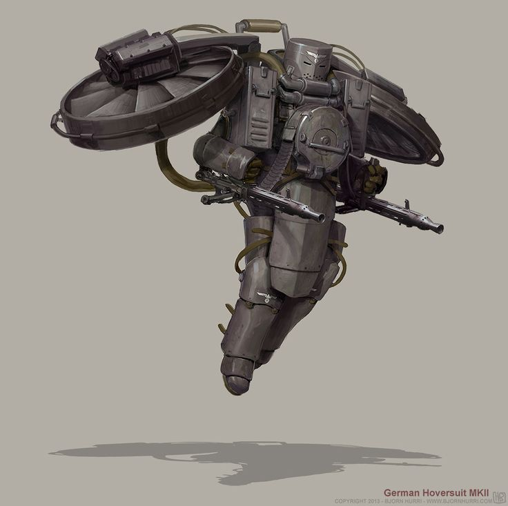 Check Out These Great Dieselpunk Concept Designs - News - GeekTyrant