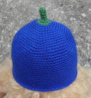 Fiffel och Tråd: Mönster: Virka en blåbärsmössa!http://fiffelochtrad.blogspot.se/2012/03/monster-virka-en-blabarsmossa.html