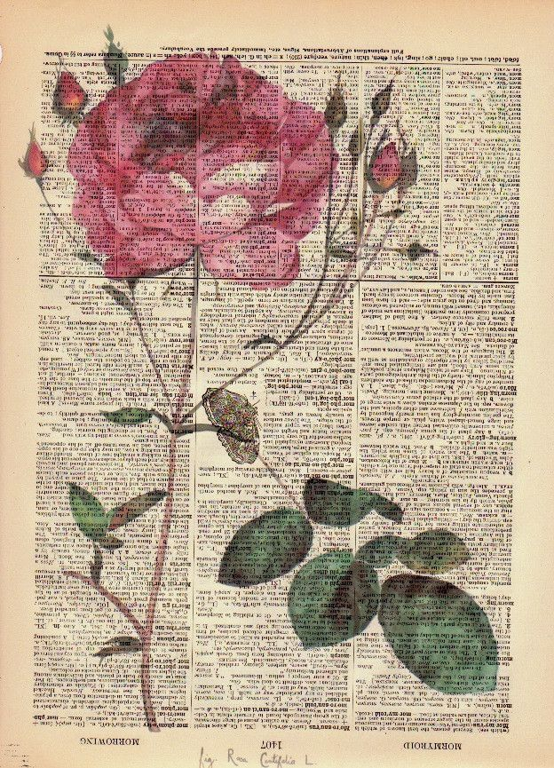 """6/21 - """"A rose by any other name..."""" Today, see how creative you can be by pinning just one single rose. (Elaine's Pins for Dawn)"""