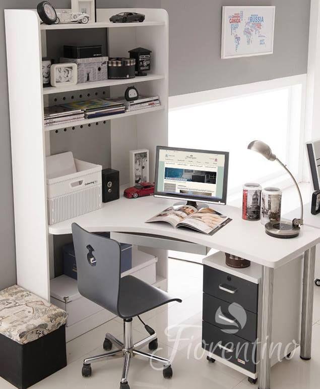 Fiorentino Kids Bedroom Design  -white & grey. http://www.fiorentino.pl/fiorentino-822-meble-dla-chlopca-oferta-fiorentino/produkty/idC,285