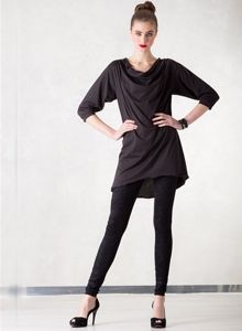 Black Leggings Lace