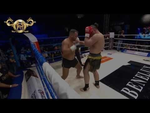 Erhan Deniz VS Mikael Leimberger  (23.04.2016 Champions Night Istanbul K...