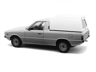 Hyundai Pony Pickup (1976 – 1982).