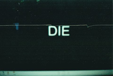 DIE #gif #animation